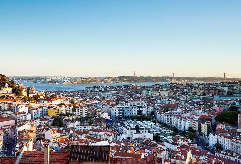 Lisboa - Camino Portugués