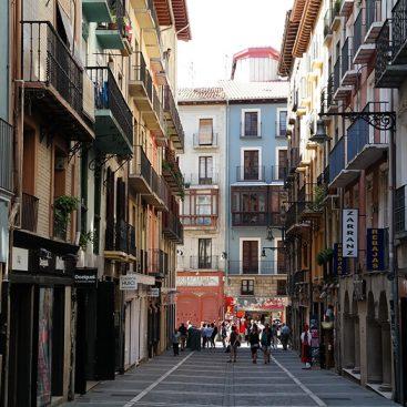 Pamplona - Camino Francés