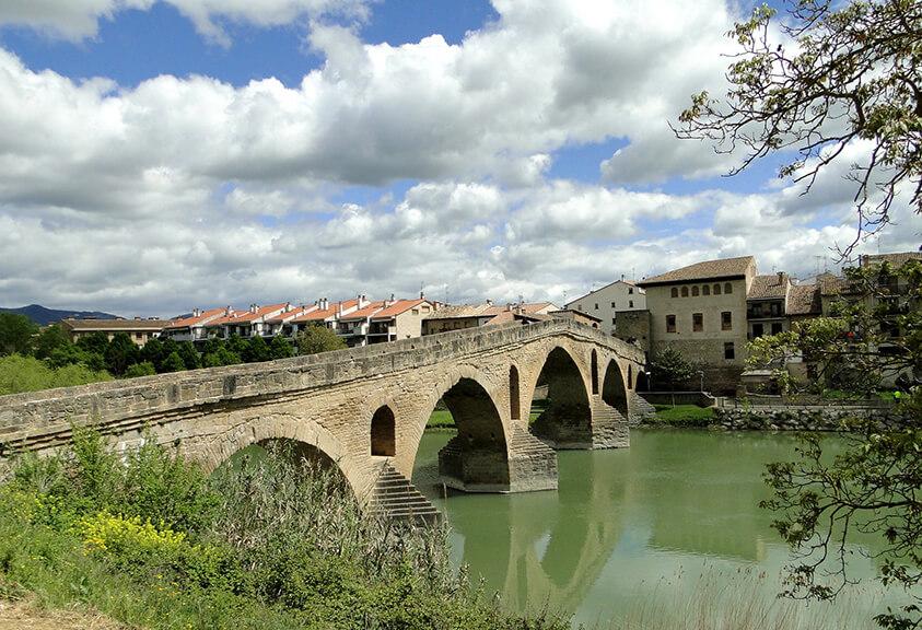 Puente la Reina - Camino Francés
