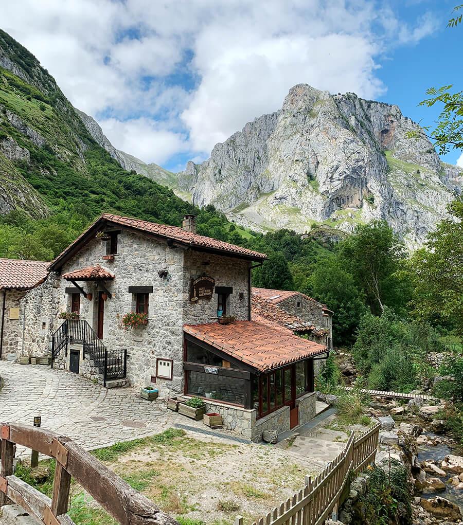 pueblo de Bulnes Cabrales