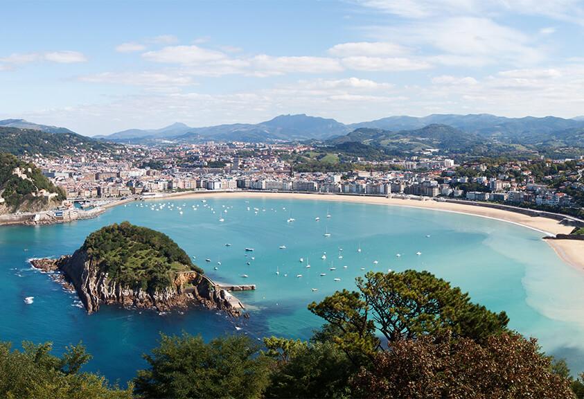 San Sebastián - Camino del Norte