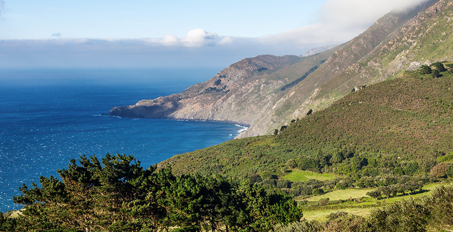 acantilados de Vixía Herbeira A Coruña