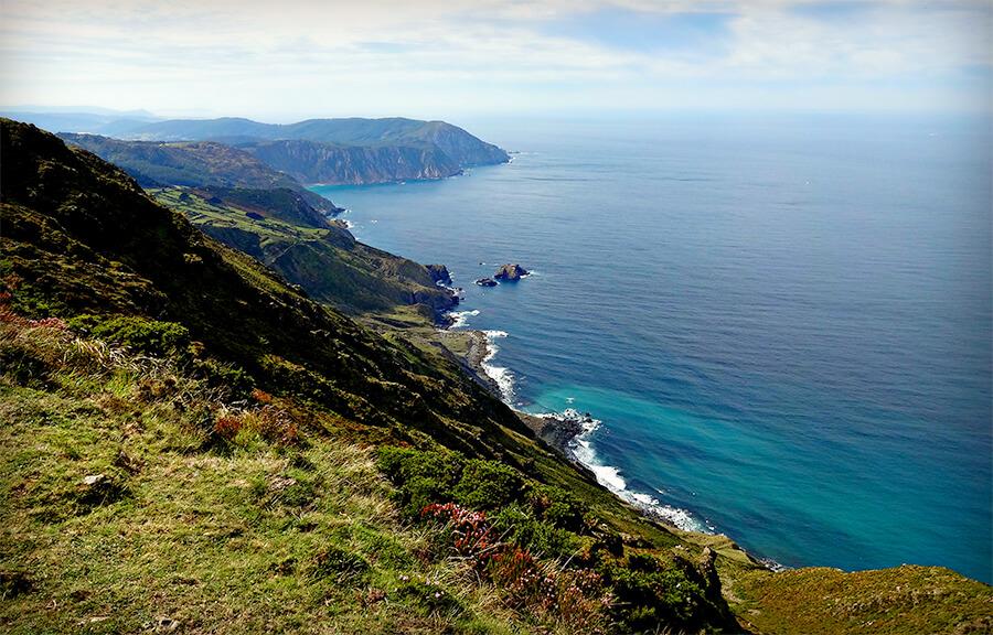 acantilados herbeira A Coruña