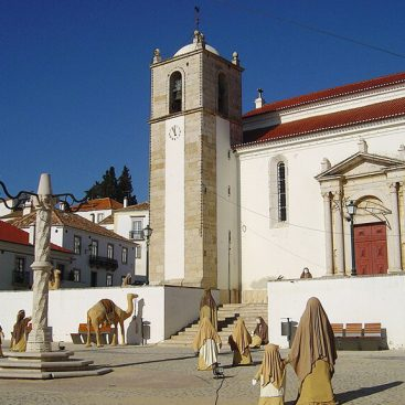Azambuja - Camino Portugués