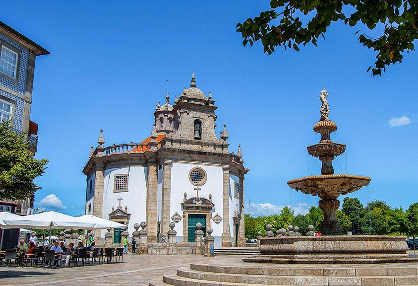 Barcelos - Camino de Santiago