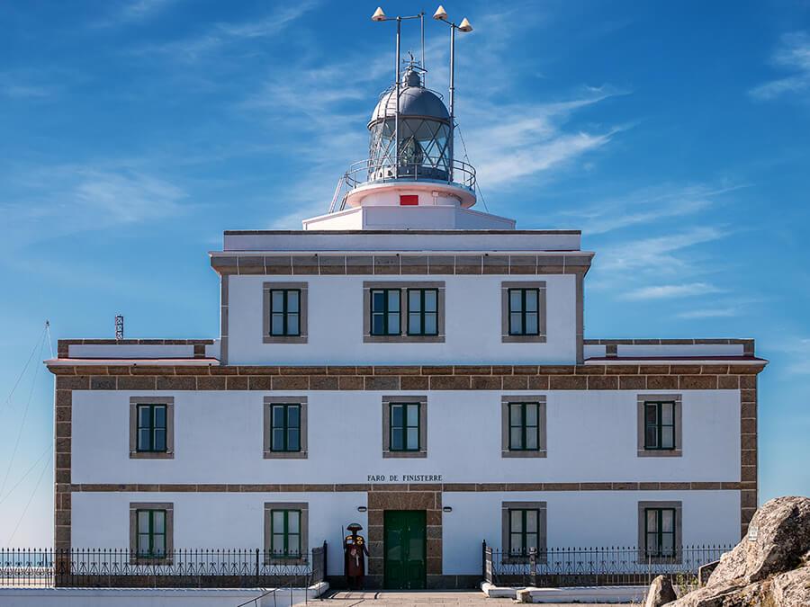 Cabo Finisterre faro