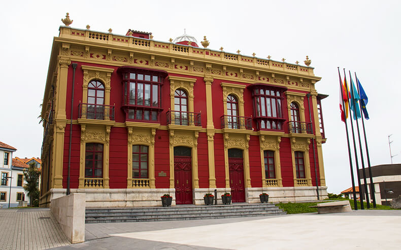 ayuntamiento Candás
