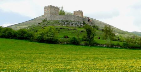 Castillo de Argüeso San Vicente Cantabria