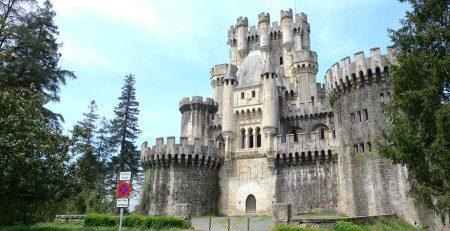 Castillo de Butrón que ver Bizkaia