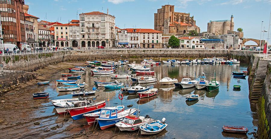 Castro Urdiales qué ver Cantabria