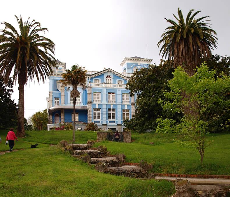Colombres Casa Archivo de Indianos Asturias
