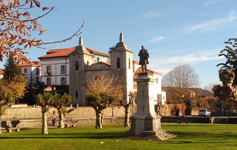 Colombres Ribadedeva ayuntamiento Asturias