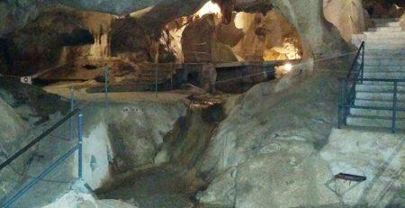 Cueva del Tesoro en Málaga