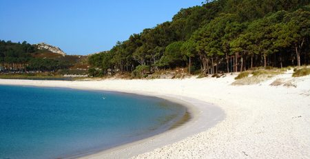 mejores playas de Pontevedra