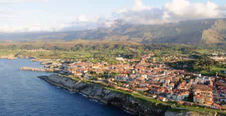 Llanes Asturias vistas