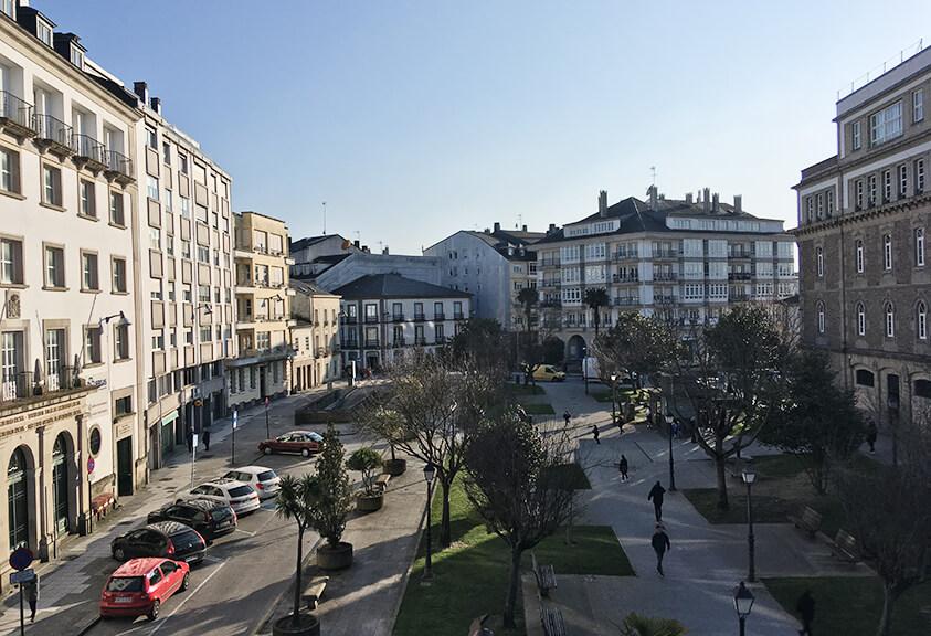 Lugo - Camino Primitivo