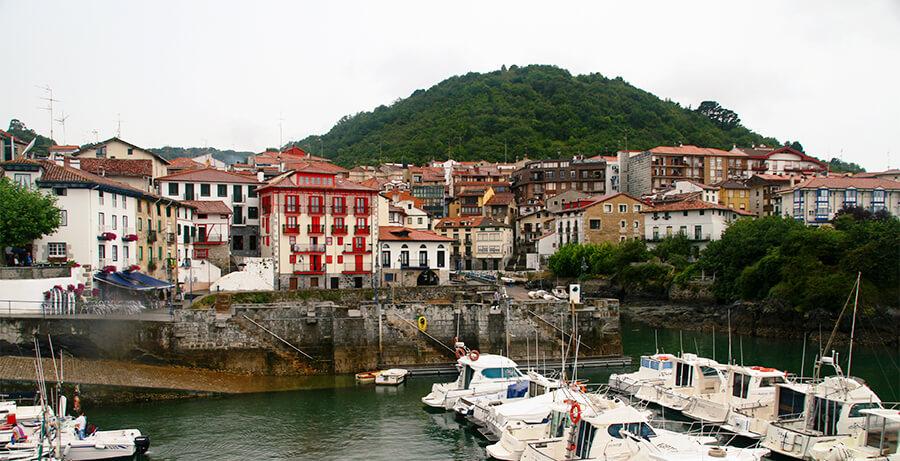 Mundaka en Vizcaya qué ver