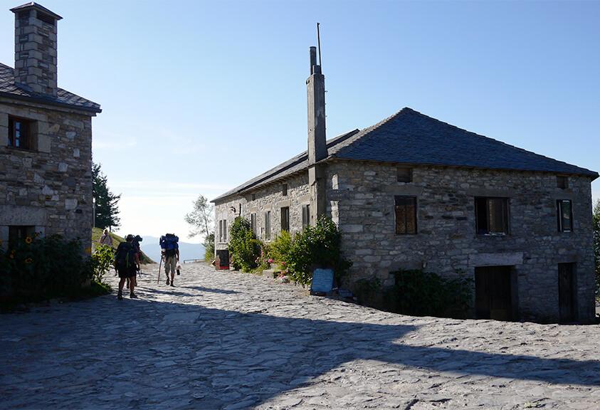 O Cebreiro - Camino Francés