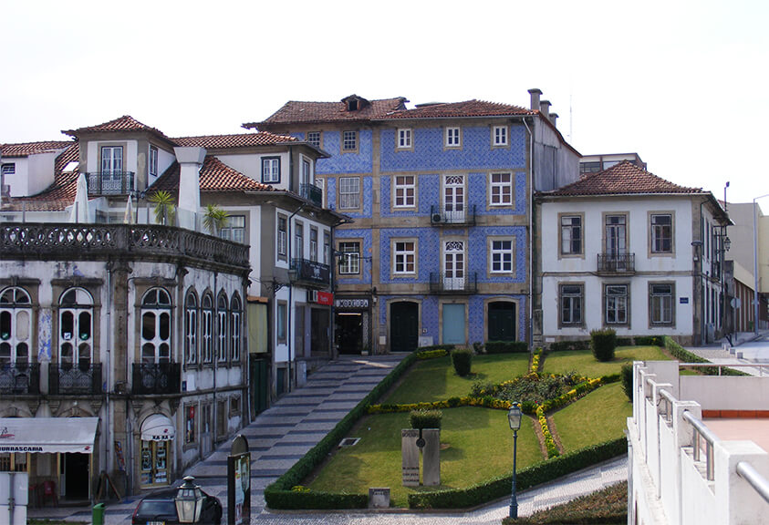 Oliveira de Azeméis - Camino Portugués
