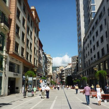 Oviedo - Camino Primitivo