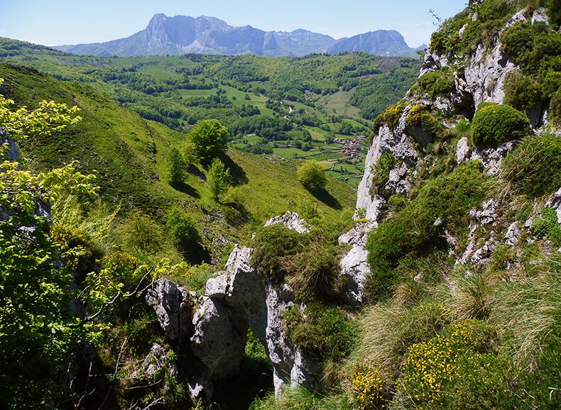 parque natural de Ponga Asturias Sedo del Toyu