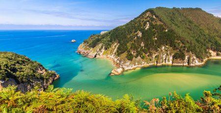 Península de Pechón Cantabria