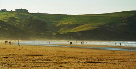 playa de Oyambre Cantabria