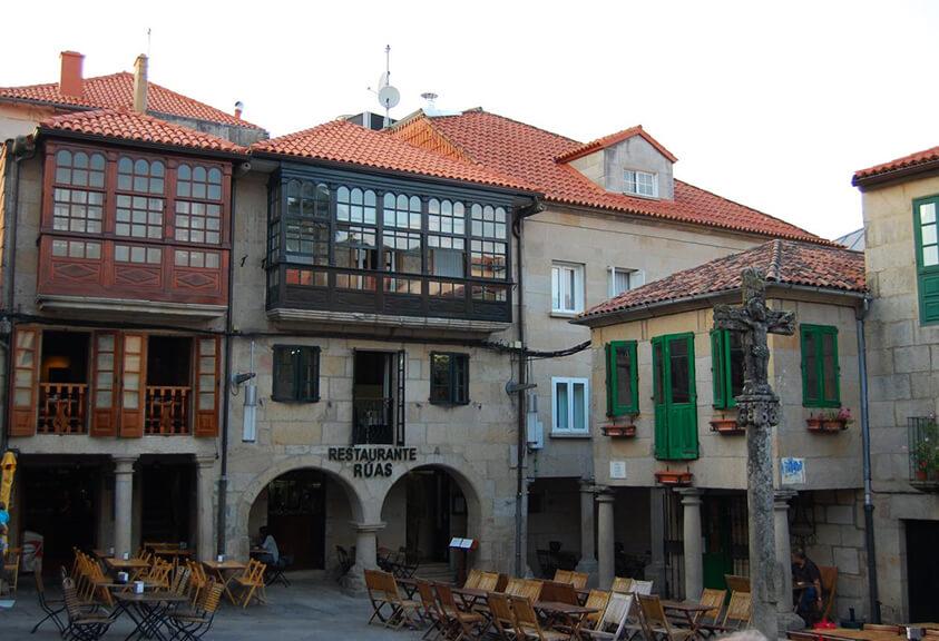Pontevedra - Camino Portugués