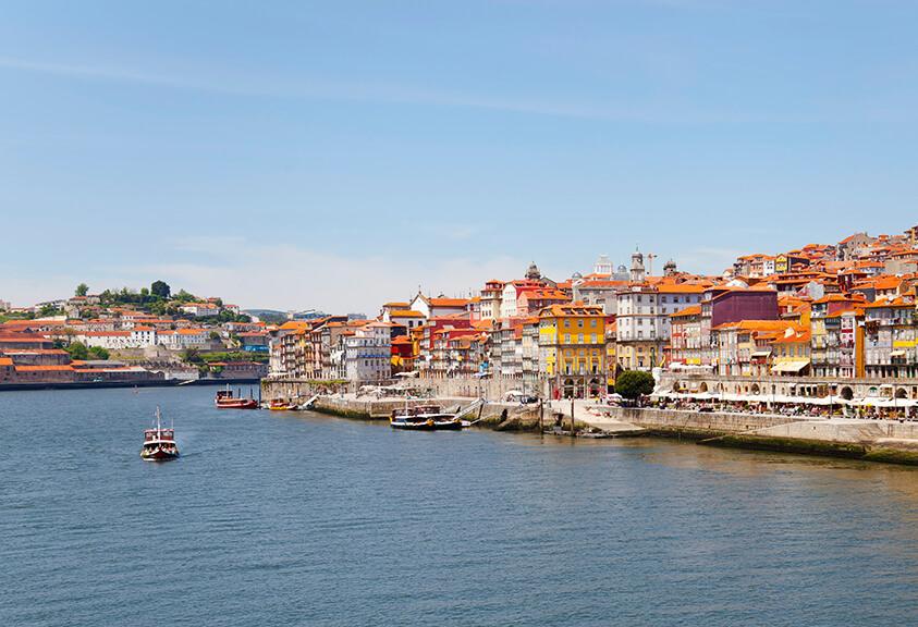 Oporto - Camino Portugués