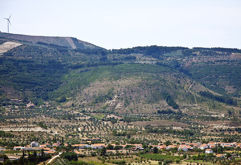Rabaçal - Camino Portugués