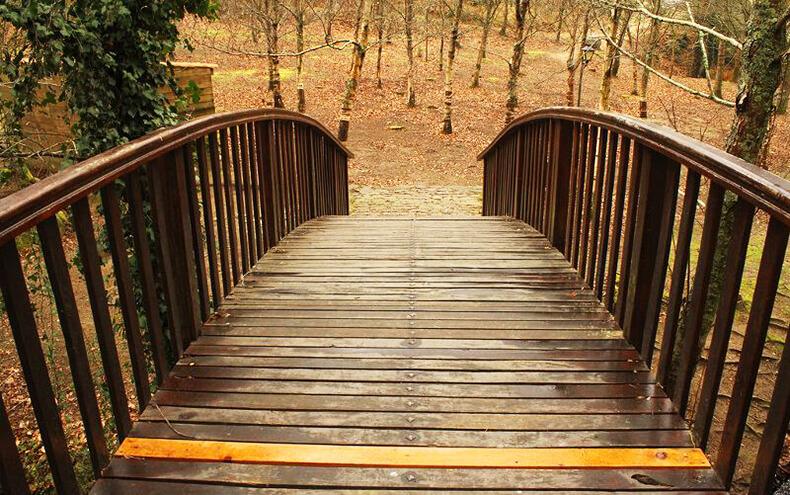 río barosa puente de san breixo