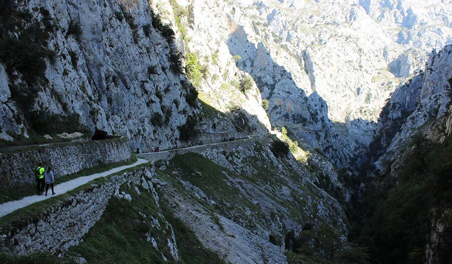 ruta del Cares Asturias