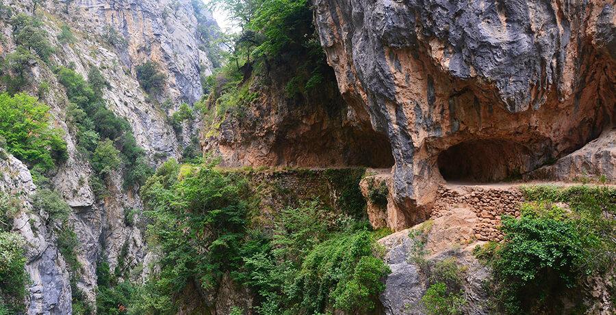 Ruta del Cares Picos de Europa Asturias