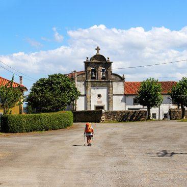 San Juan de Villapañada - Camino Primitivo