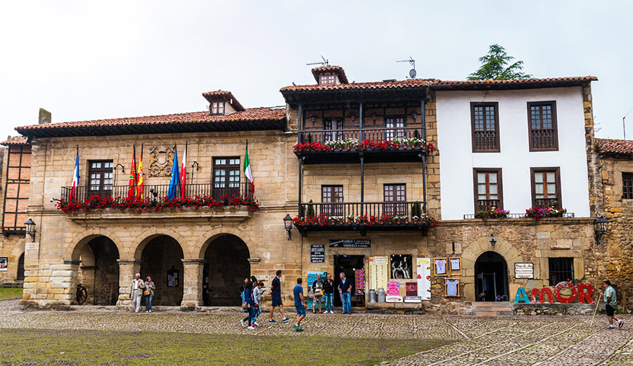 Santillana del Mar ayuntamiento