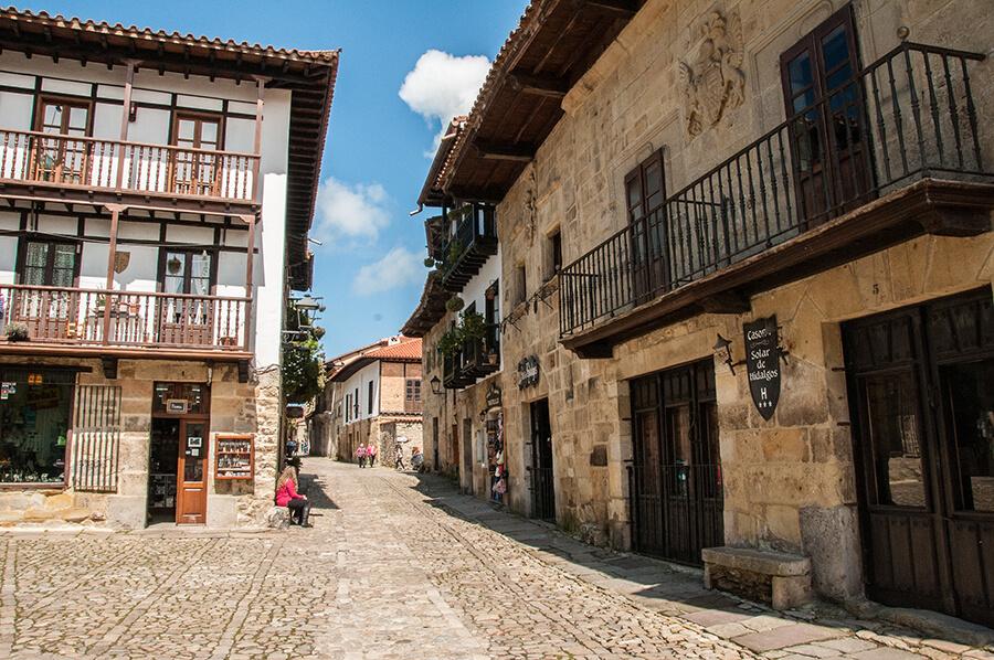 calles de Santillana del Mar qué ver