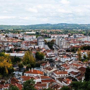 Tomar - Camino Portugués