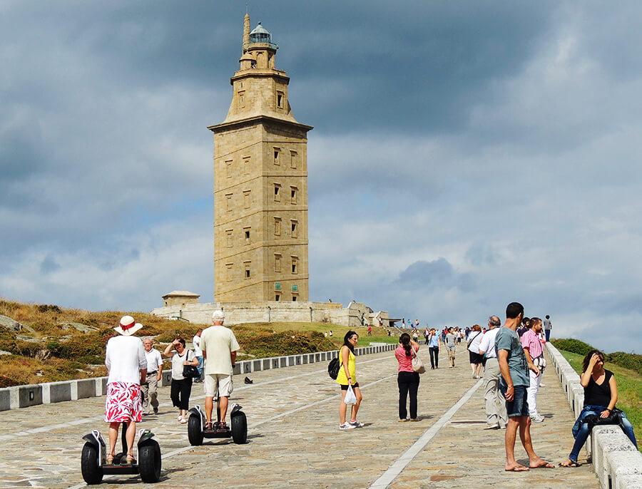 Torre de Hércules que ver en A Coruña