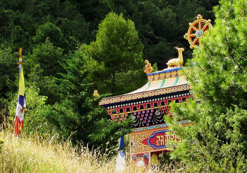 centro budista Dag Shang Kagyü