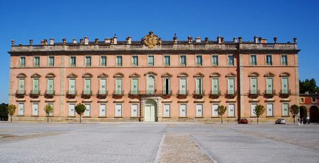Palacio Real de Riofrío en Segovia