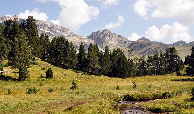 benasque valle