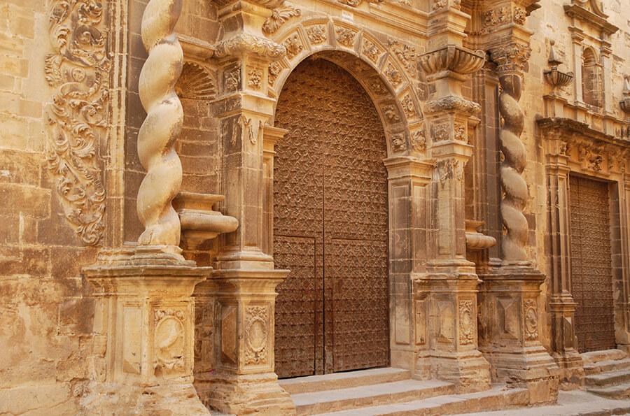 Calaceite iglesia de la Asunción