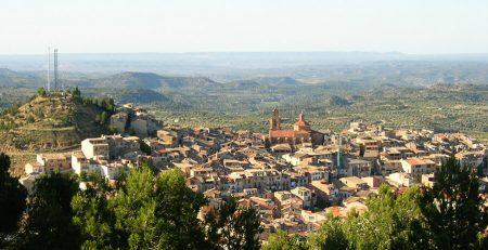 Calaceite en Teruel que ver