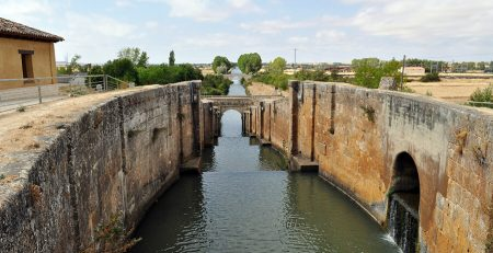 Canal de Castilla qué ver