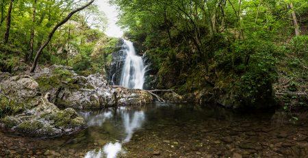 Cascada de Xorroxin que ver en Navarra