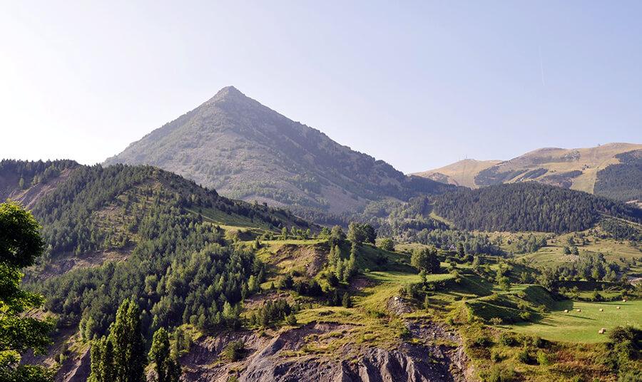 Cascada de Ardonés Valle de Benasque