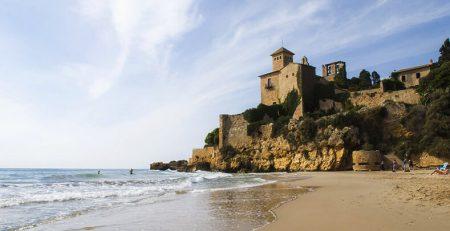 castell de Tamarit Tarragona