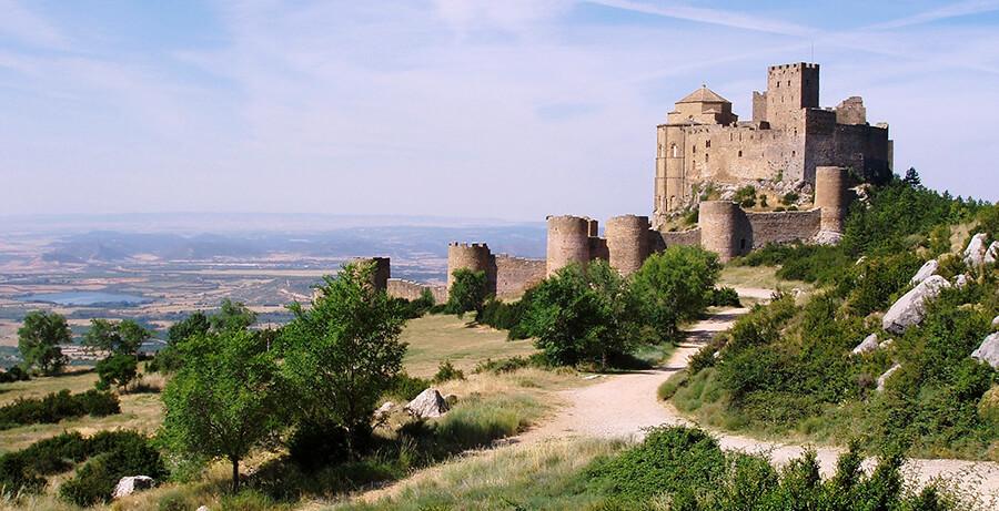 Castillo de Loarre que ver Huesca