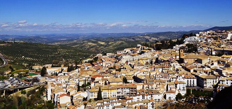 Cazorla Castillo de La Yedra