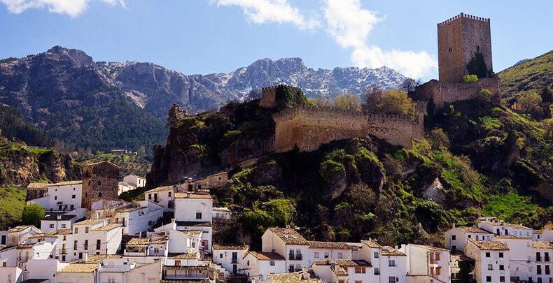 Castillo de La Yedra Jaén